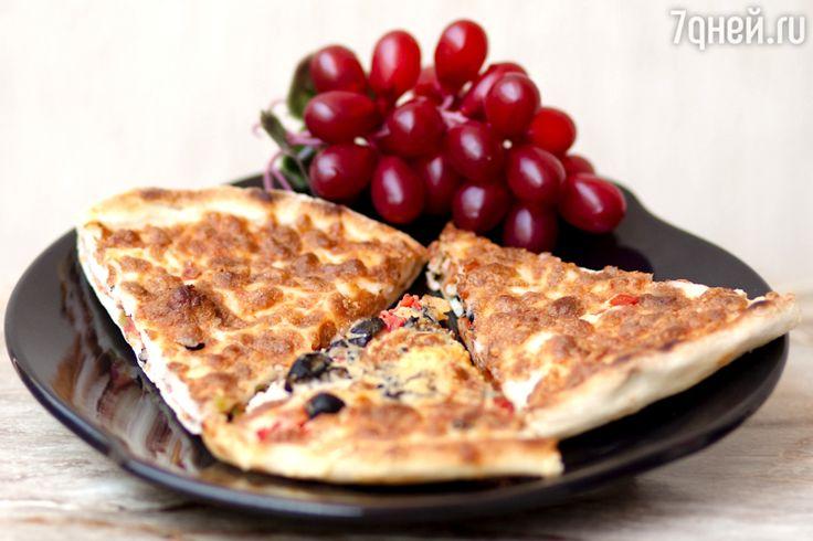 Тосканская пицца: рецепт от шеф-повара Мишеля Ломбарди