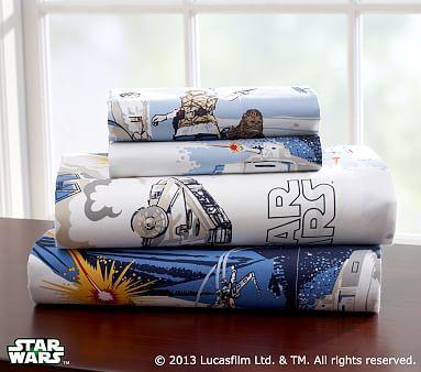 Star Wars The Empire Strikes Back Sheet Set Pottery
