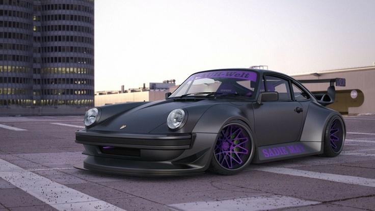 Targa Rwb Walpaper: Porsche RWB Widebody