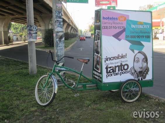 Bicicletas Publicitarias Venta de bicicletas publicitarias. Incrementa tus ventas y compra tus propios triciclos ... http://guadalajara-city-2.evisos.com.mx/bicicletas-publicitarias-id-612749