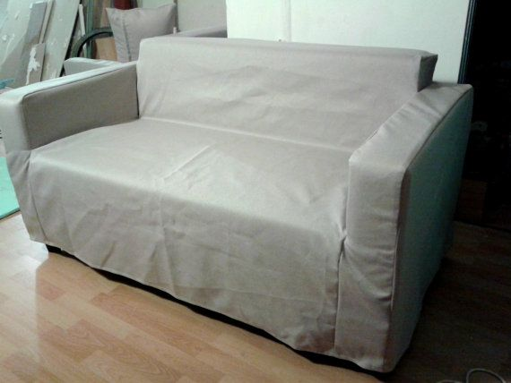 SALE Slipcover for Klobo sofa from IKEA nice strong