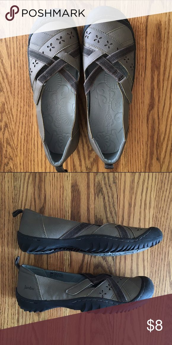 Jambu shoes Comfortable outdoor shoes. Great for gardening! BNWOT Jambu Shoes Flats & Loafers