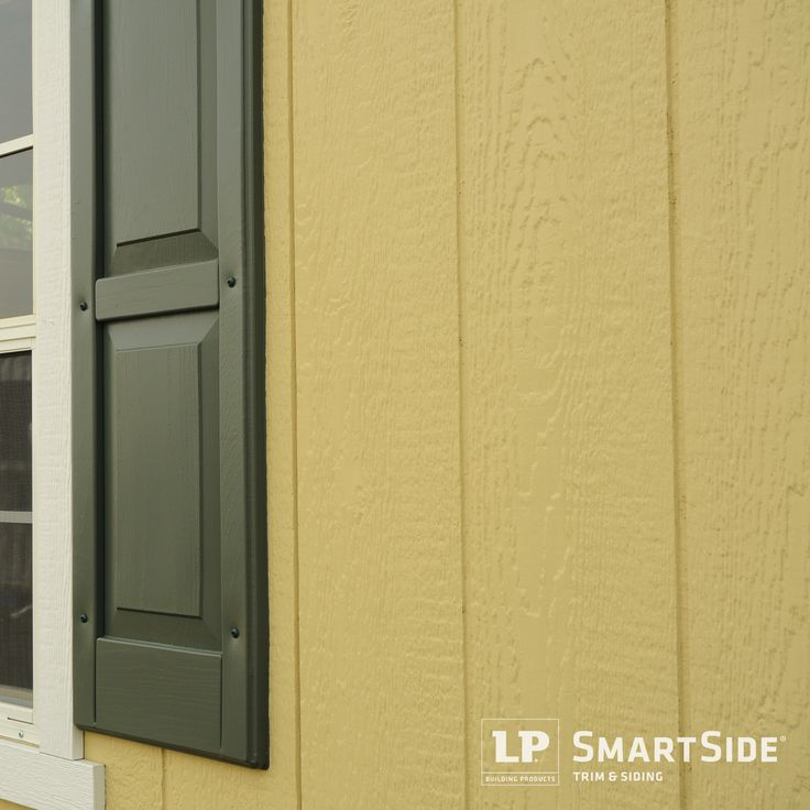 Get A Clean And Stylish Look With LP SmartSide Panel Siding. Itu0027s Far More  Durable