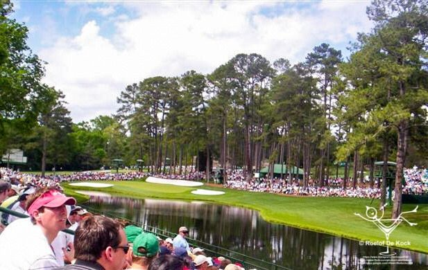 The Masters, Augusta National Golf Club, Augusta, Georgia, USA - 2007 #vaas8790 #themasters #golf #augustanationalgolfclub #augustaga #augustagolf #georgia #usa