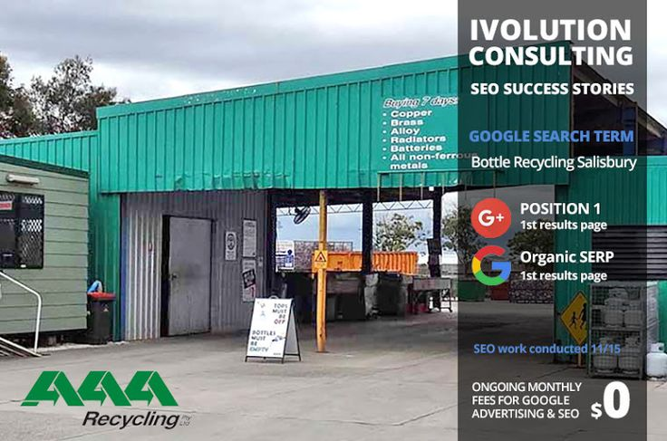Ivolution Consulting - Online Marketing Adelaide - SEO Success Stories - Invisible to No. 1 in less than a month