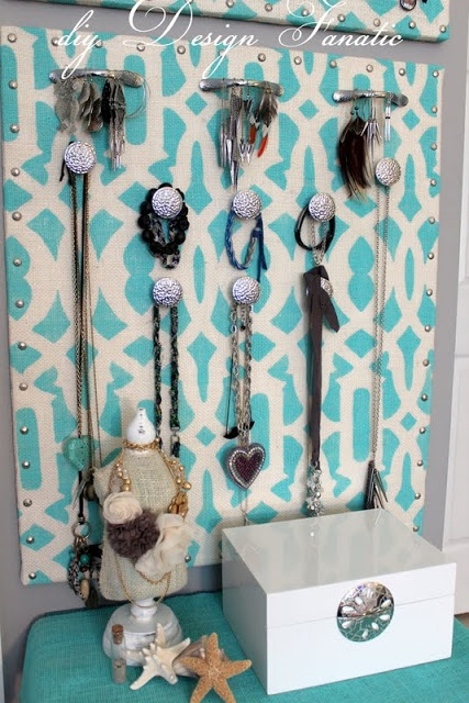 10 DIY Jewelry Holders | You Put It On