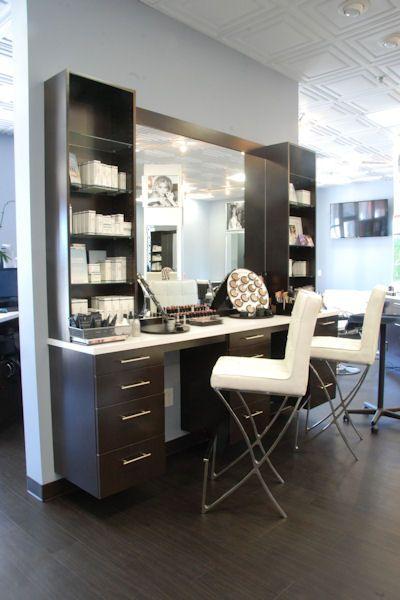 Salon Design Photo Gallery Portfolio Page Seven | Salon Interiors, Inc