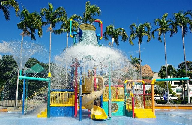 Strand Waterpark, Townsville
