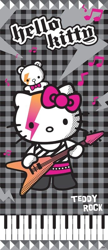 colant usa Hello Kitty rock