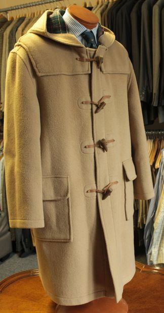 Gloverall duffle coat, the one and only original, made in England