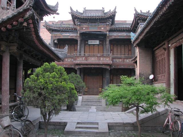 The Great Huajuexiang Mosque of Xi'an
