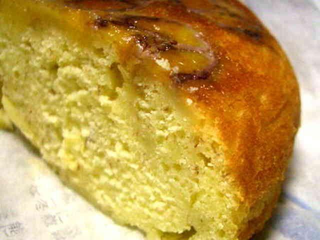 ♪炊飯器で楽々バナナケーキ♪HM使用♪