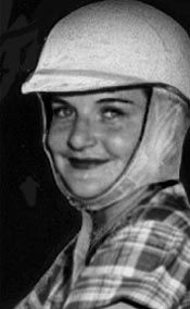 Sara Christian...FIRST female Nascar driver..1949