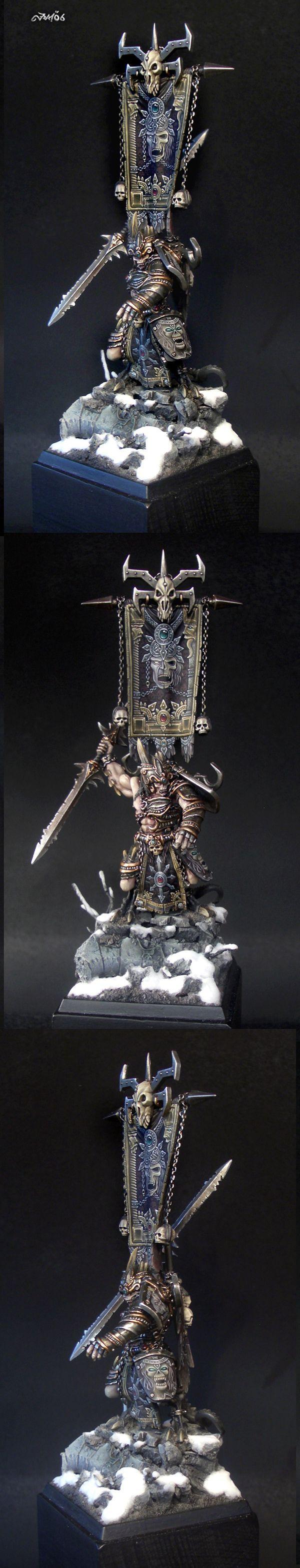 Antarlatoteph, the dark ancient – Demon Prince