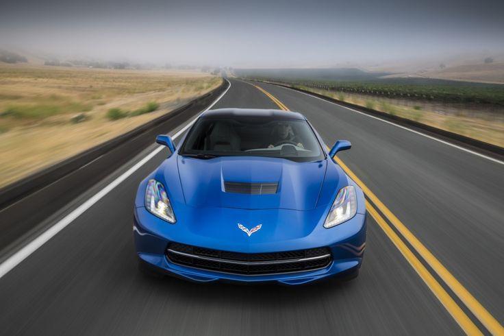 2014 Chevrolet Corvette Stingray: First Drive