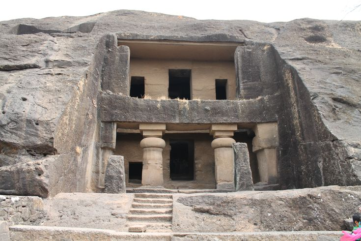 Kanheri #Caves, #Mumbai – A Pleasant Break from the Noisy Life in City - The Kanheri Caves in Mumbai is one of the oldest destinations in the city where number of people come to spend a quality time with their friends and loved ones. The Caves are in close vicinity to the Sanjay Gandhi National #Park in #Borivali. #ttot #travel #wanderlust