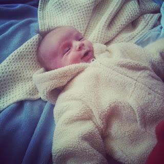 feb 16: something new #FEBphotoaday (welcome baby harvey)