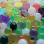 Vandperler, alle farver, stor, 10G, 15,-