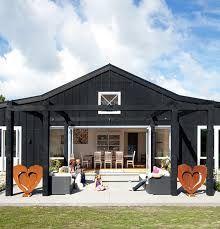 BlaCK BARN HOUSE NZ