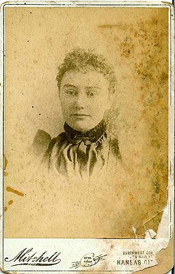 Famous Sutherlands-Urilla Sutherland Earp, first wife of Wyatt Earp