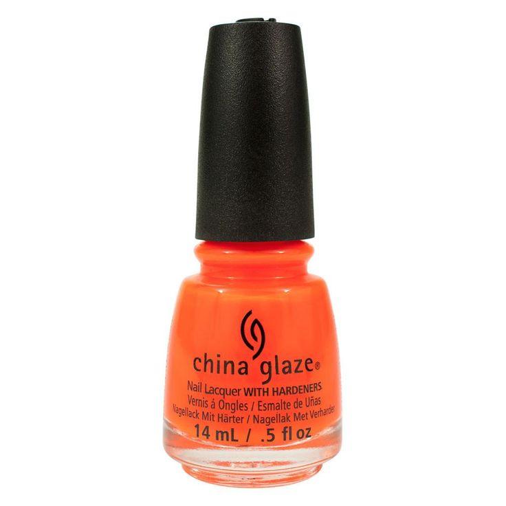 Orange Nail Polish Nz: 17 Best Ideas About Orange Nail Polish On Pinterest