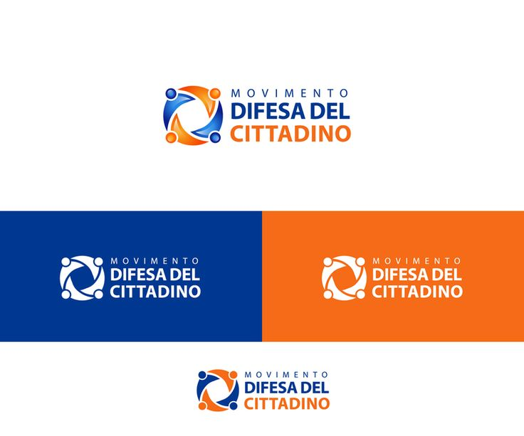 Movimento Difesa del Cittadino needs a new logo by RedLogo