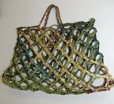 large like fishing baskets as shades kete kai - Google Search