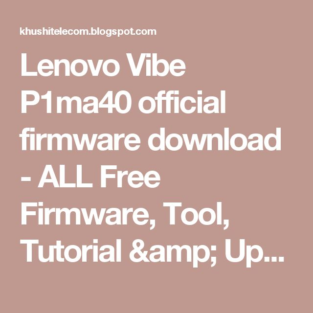 17 Best images about Flash file & firmware on Pinterest