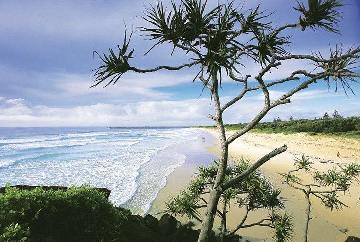 Lighthouse Beach in Ballina. #ballina #australia #tourism #nsw #travel