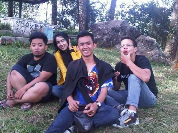 traveling: Situ Patenggang Ciwidey
