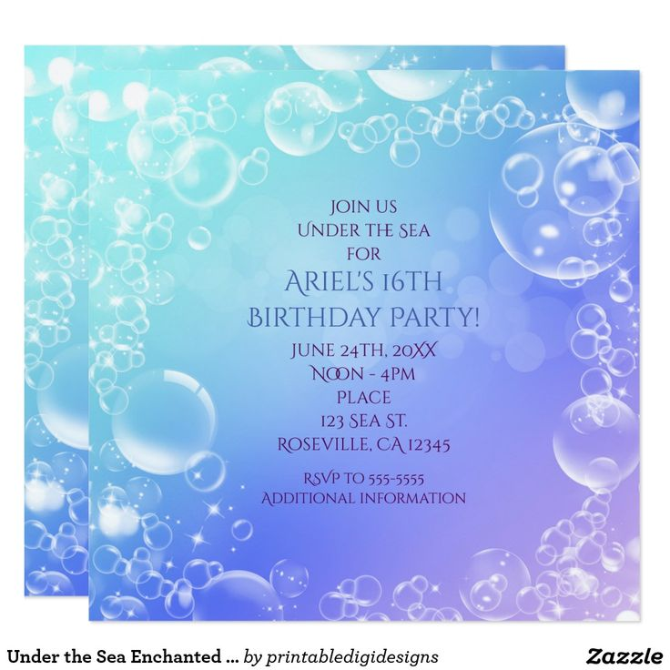 239 best Sweet 16 & Quinceañera Birthday Invitations images on ...