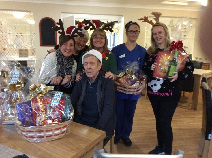 Birch Green's Christmas party entertainment - Birch Green Care Home Skelmersdale