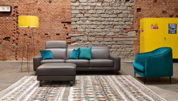 Rosini divani - modello Conero