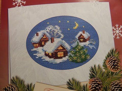 рождественские открытки вышивка: 19 тыс изображений найдено в Яндекс.Картинках