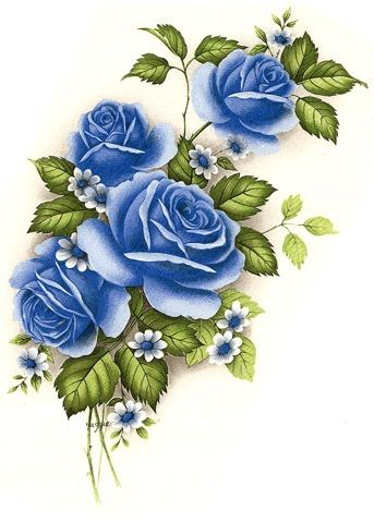 17 Best images about BLUE ROSES on Pinterest | Copper earrings ...