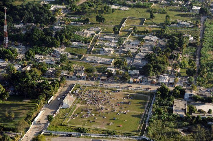 Fun Science Facts for Kids on Haiti - Image of the Haiti Earthquake Damage