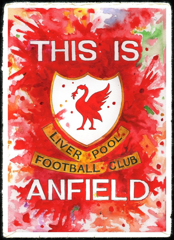 This Also ..... Is Anfield!