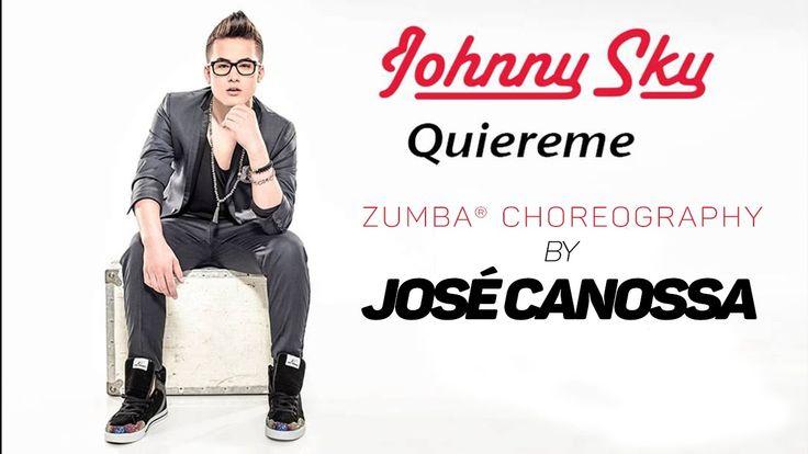 Johnny Sky - Quiereme (Zumba® Choreography by Canossa)