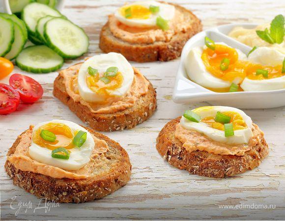 Рецепты блюд из яиц: крок месье, яйца в сыре, омлет в духовке