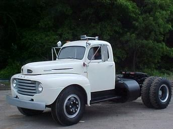 Junkyard Cars For Sale >> 1949 Ford F8 - Antique and Classic Truck Headquarters ...