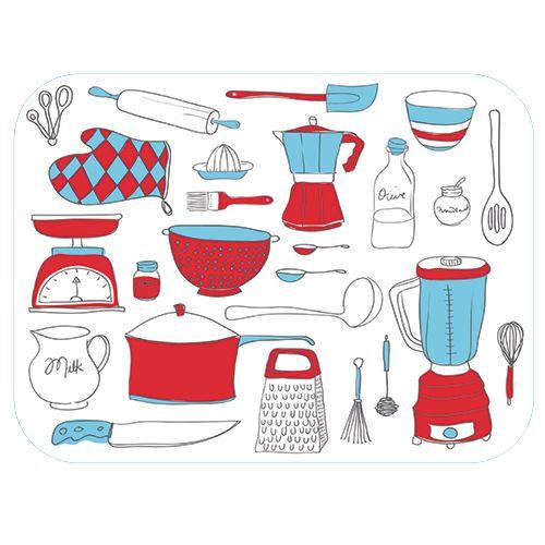 Kitchen Utensils Glass Cutting Chopping Board....$17.95