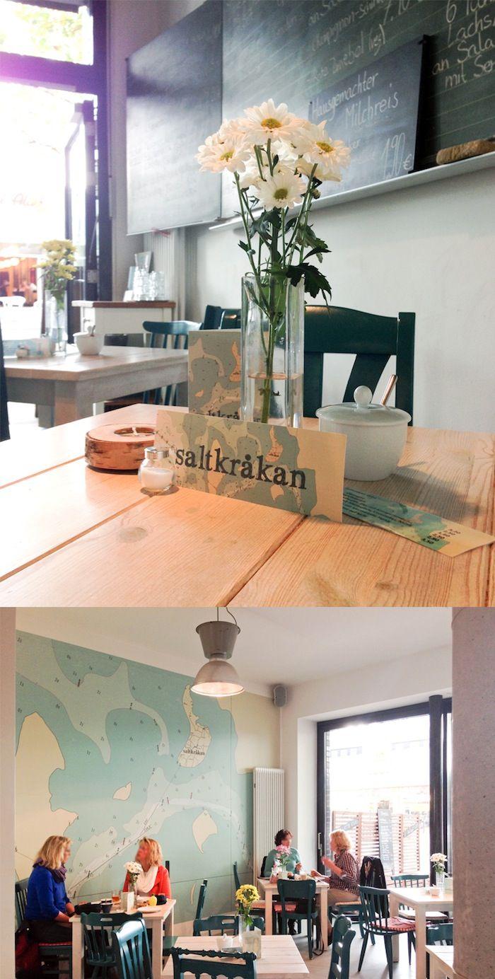 Café Saltkråkan - Hamburg Altona Große Bergstraße
