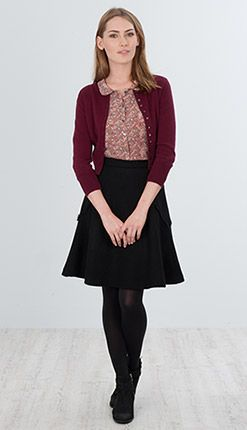 Cashmere Cardigans | Women's Clothing | Brora