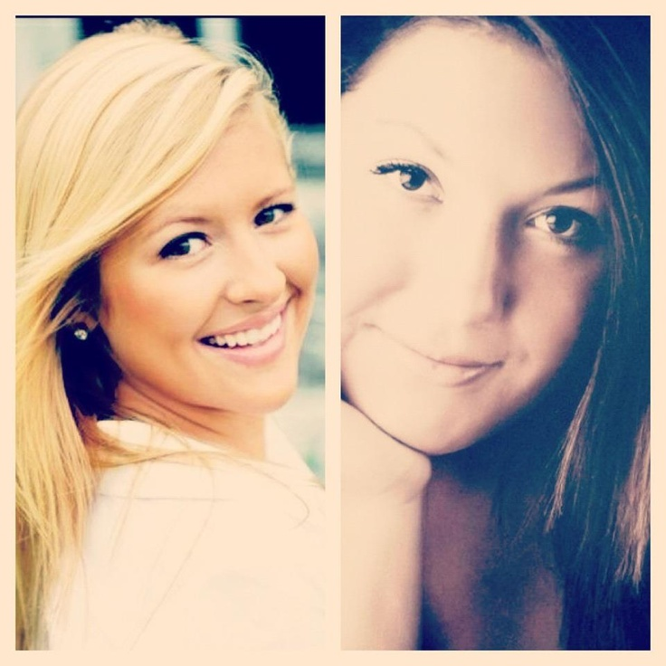 Danielle Renninger and Sara Slavens. two beautiful girls taken ...