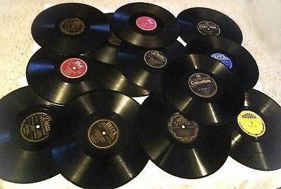 "Antique ALBUM BOOK + Lot of 13 Vinyl 45RPM 7"" Rare Various Artists VG+ Records $40 lot of 13 Rare 45RPM Antique Records And Album LP Vinyl #vintage #records #music #vinyl #VinylRecords #vinylcollection #collectible #antique #artists #Jazz #classic #collectibles #records #rare #EditionLimited #LimitedEdition #Giveaway #rpm #album #50s #antiquebooks"