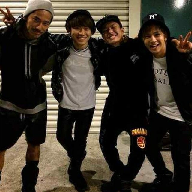 Imaichi Ryuji & Iwata Takanori & Naoto & Naoki