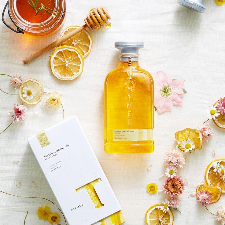 Thymes Tupelo Lemongrass and Mirabelle Plum ~ New Fragrances