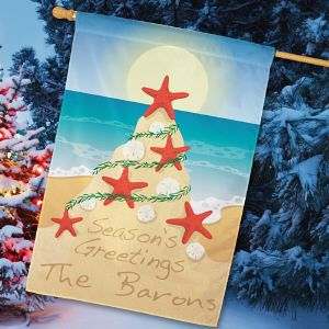Personalized Christmas Holiday Photo Frames, Home Decor, Garden/Yard Flags & Signs, Kitchen, Serving, Drinkware + More