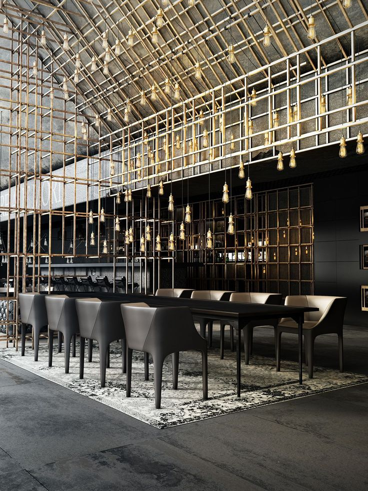 The restaurant design trends you need to meet cafe