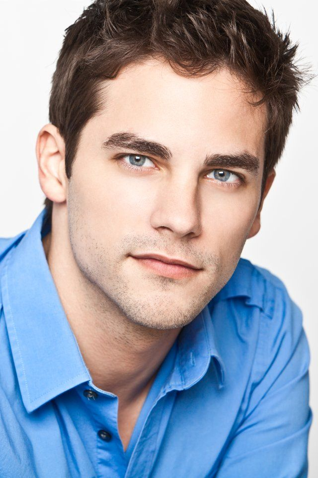 Brant Daugherty    Photo by Vince Trupsin